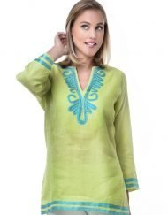 520Q72-embellished-linen-tunic-kiwi-seafoam-color