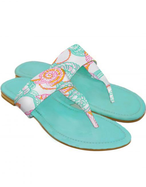 Sandals in Sandial Print Style SANDALC53 510x652