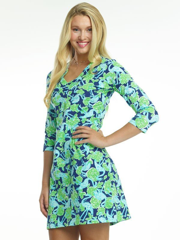 220d48-vintage-knit-dress-royal-lime
