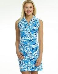 257d31-nylon-spandex-polo-dress-blue-tonal