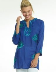 520r71-embroidered-jacquard-silky-cotton-tunic-royal-navy