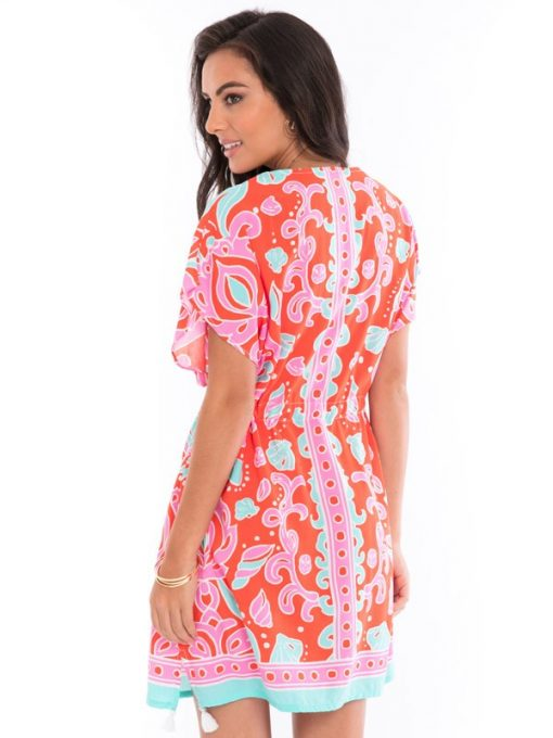 526d92-printed-silky-rayon-cover-up-tangerine-seafoam-back