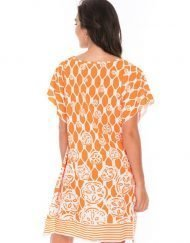 529d96-printed-silky-rayon-dress-orange-back