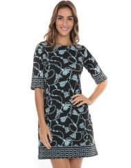 453E01-french-terry-reversible-dress-black-seafoam