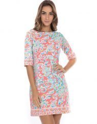 453E02-french-terry-reversible-dress-flamingo-seafoam