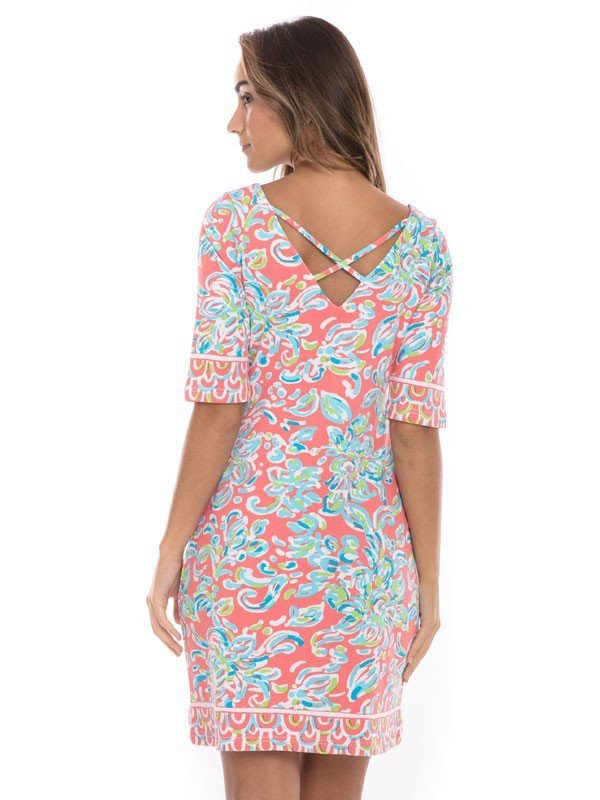 453E02-french-terry-reversible-dress-flamingo-seafoam-back