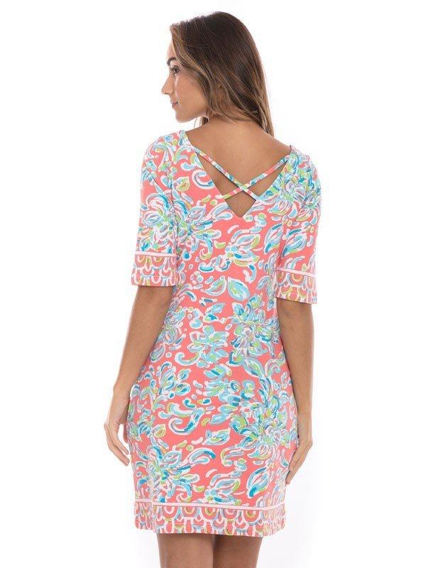 453E02-french-terry-reversible-dress-flamingo-seafoam-back